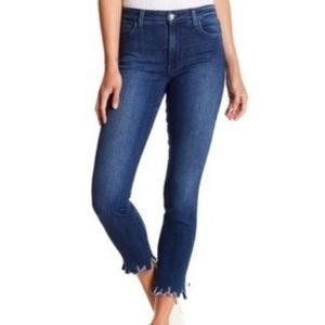 "JOE'S JEANS ""The Charlie"" High Rise Skinny Ankle"